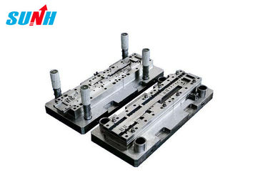 Plastic Injection Molding Mold Single Cavity / Multi Cavity For Elevator