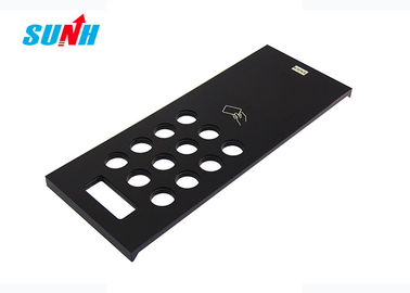 ABS / PC Lift Elevator Parts COP Frame Injection Molding Parts Disabled Panel